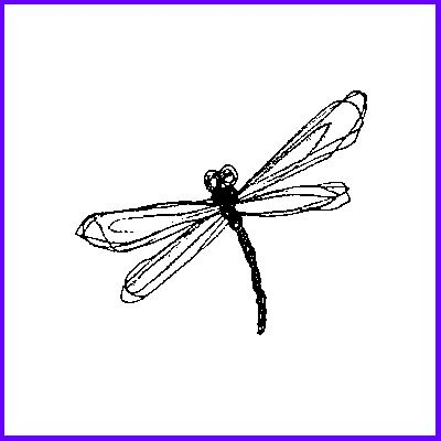 You can order Dragonfly Wood Mounted Rubber Stamp