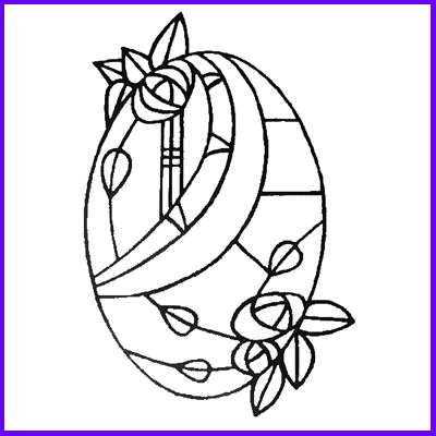 You can order Mackintosh Glasgow Nouveau 1 Wood Mounted Rubber Stamp