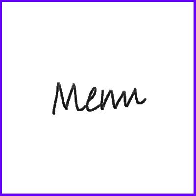 You can order Menu Modern Script Wood Mounted Rubber Stamp was £4.00