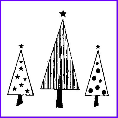 You can order Three Trees Wood Mounted Rubber Stamp was £8.75