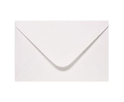 You can order Card 2 White Envelope