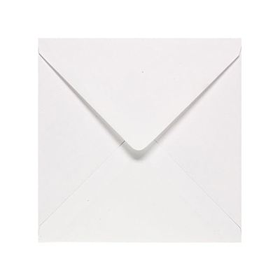 You can order Card 6 White Envelope