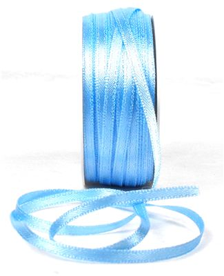 You can order Pale Blue 3mm Satin Ribbon