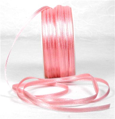 You can order Pale Pink 3mm Satin Ribbon