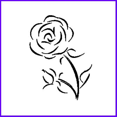 You can order Brushed Rose Wood Mounted Rubber Stamp