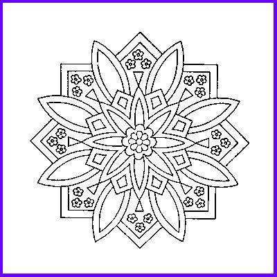 You can order Flower Tile Wood Mounted Rubber Stamp