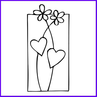 You can order Love Window Wood Mounted Rubber Stamp
