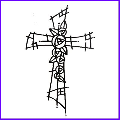 You can order Mackintosh Glasgow Cross Wood Mounted Rubber Stamp
