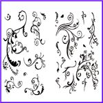 Order Scroll & Spiral Stamp Sale - Half-price or less