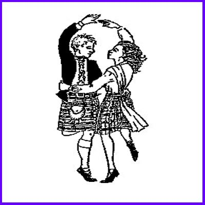 You can order Scottish Dancers Wood Mounted Rubber Stamp was £7.50