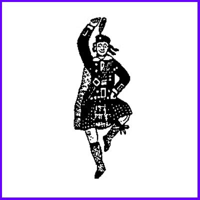 You can order Scottish Dancer Wood Mounted Rubber Stamp was £6.50