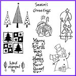 Order Christmas Stamp Sale - Half-price or less