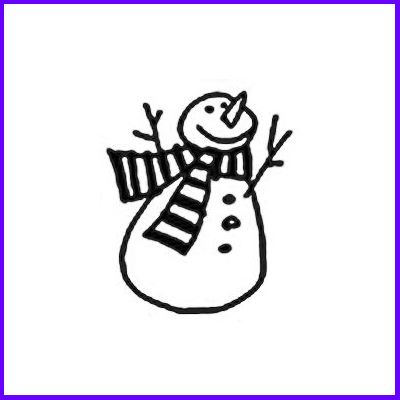 You can order Little Snowman with Scarf was £2.50