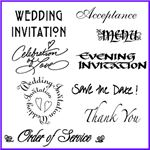 Order Script Stamps:  Many now half-price or less.