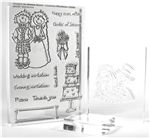 Order Acrylic Blocks for Clear Stamps