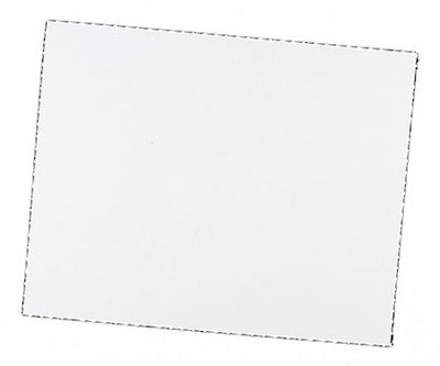 You can order Card 2 White Insert Sheet
