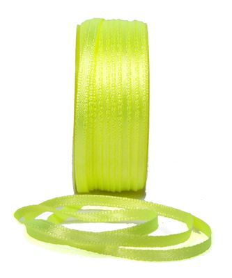 You can order Lime Green 3mm Satin Ribbon