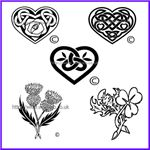 Order Exclusive Decorative Cling Stamps